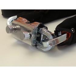 Catena antifurto 10x1500mm con lucchetto Ecoblindo